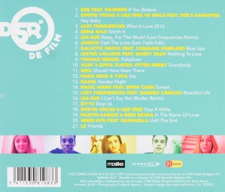 D5R : de muziek uit de film