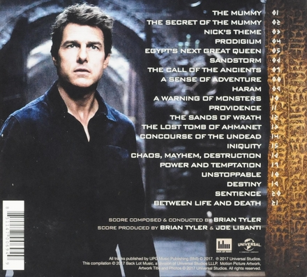 The mummy : original motion picture soundtrack