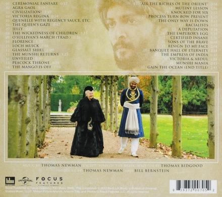 Victoria & Abdul : original motion picture soundtrack