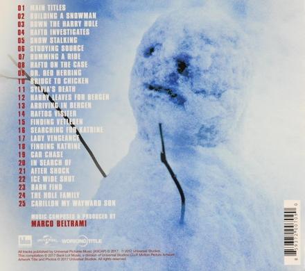 The snowman : original motion picture soundtrack
