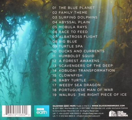 Blue planet II : original television soundtrack
