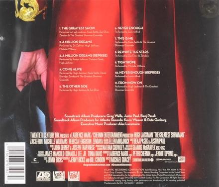 The greatest showman : original motion picture soundtrack