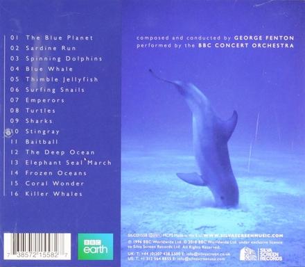 The blue planet : original television soundtrack