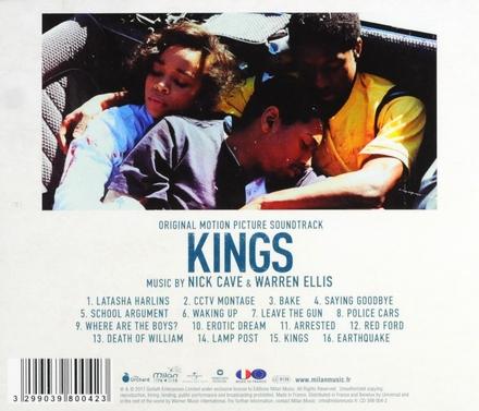 Kings : original motion picture soundtrack