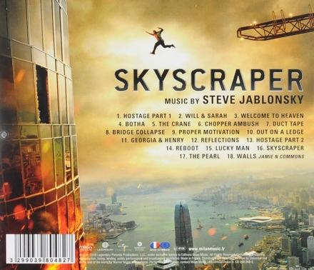 Skyscraper : Original motion picture soundtrack