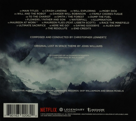 Lost in space : a Netflix original series