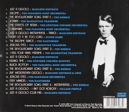 Just a gigolo : the original soundtrack