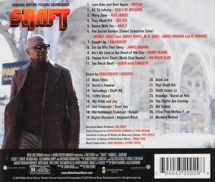 Shaft : original motion picture soundtrack