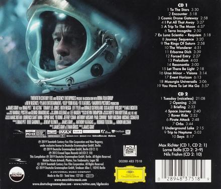 Ad astra : original motion picture soundtrack