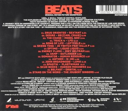 Beats : original motion picture soundtrack