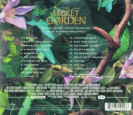 The secret garden : original motion picture soundtrack