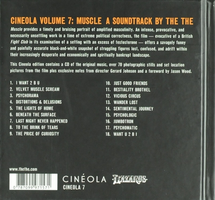 Muscle : A film by Gerard Johnson - A soundtrack by The The. vol.7