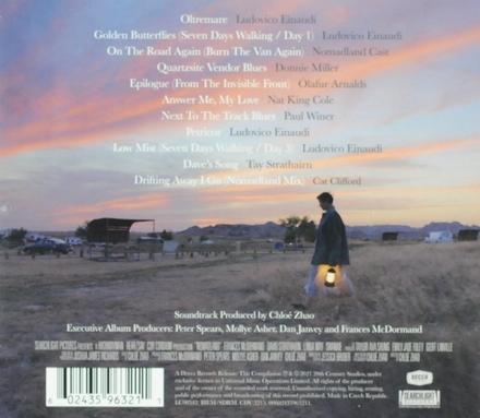 Nomadland : original motion picture soundtrack
