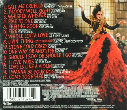Cruella : original motion picture soundtrack