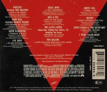 Boomerang [OST] : original soundtrack album