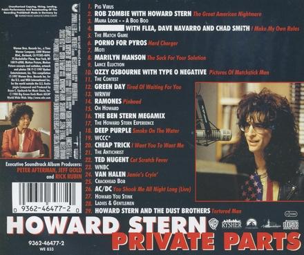 Private parts : the album