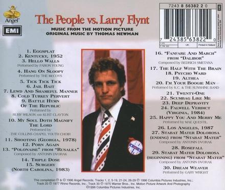 The people vs. Larry Flint