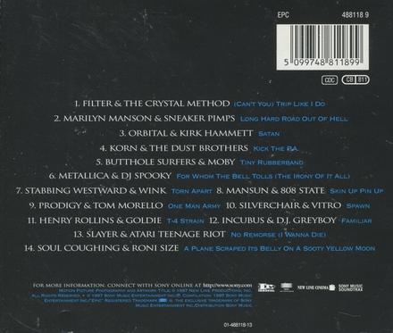 Spawn : the album