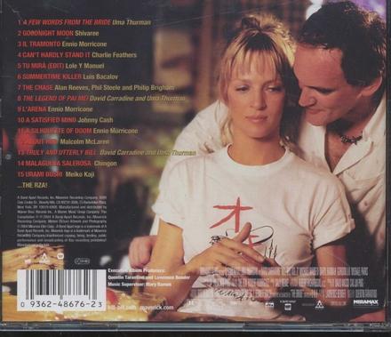 Kill Bill, Vol. 2 : original soundtrack