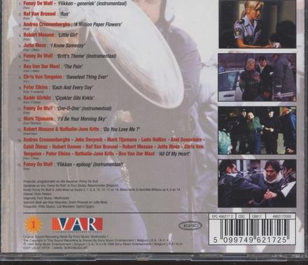 Flikken : de muziek uit de TV serie. Vol.1