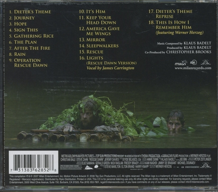 Rescue dawn : music from the motion picture