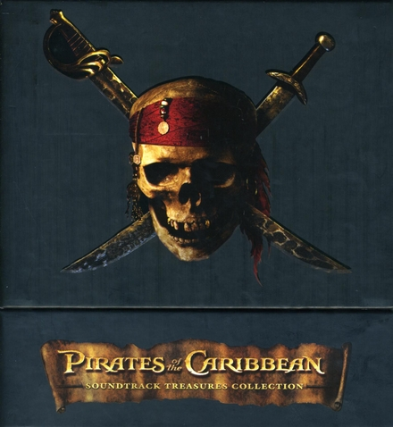 Pirates of the Caribbean : soundtrack treasures collection