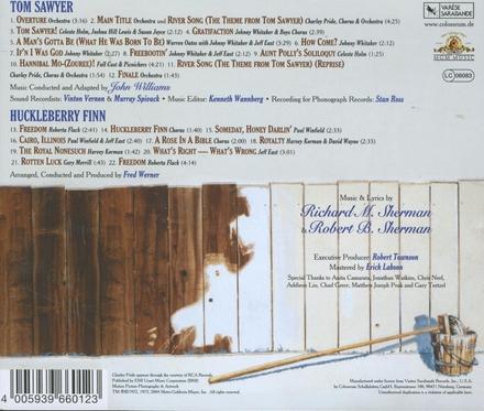 Tom Sawyer ; Huckleberry Finn : a musical adaptation