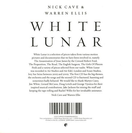 White lunar