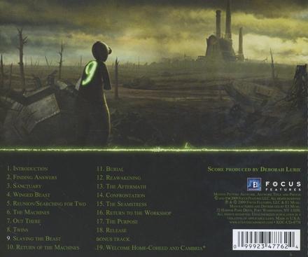 9 : original motion picture soundtrack