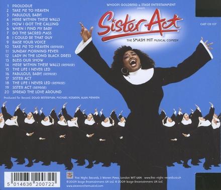 Sister act : original London cast recording