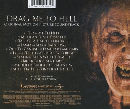Drag me to hell : original motion picture soundtrack