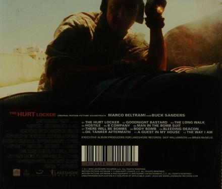 The hurt locker : original motion picture soundtrack