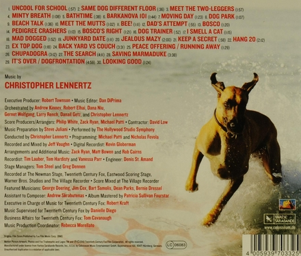 Marmaduke : original motion picture soundtrack
