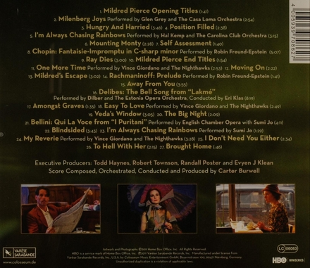 Mildred Pierce : music from the HBO miniseries