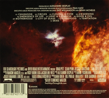 The tree of life : original motion picture soundtrack