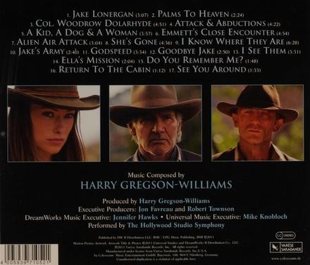 Cowboys & aliens : original motion picture soundtrack