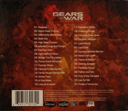 Gears of war. vol.3