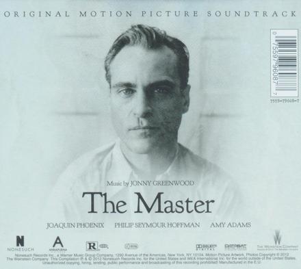 The master : original motion picture soundtrack