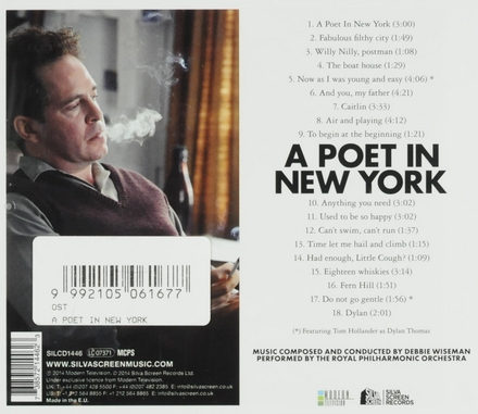 A poet in New York : original soundtrack recording