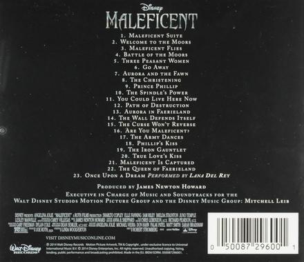 Maleficent : an original Walt Disney Records soundtrack