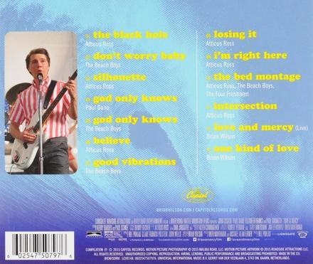 Love & mercy : The life, love & genius of Brian Wilson