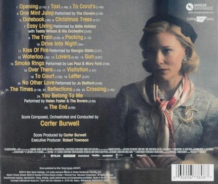 Carol : original motion picture soundtrack