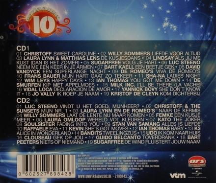 De Vlaamse 10 : het beste van 2011