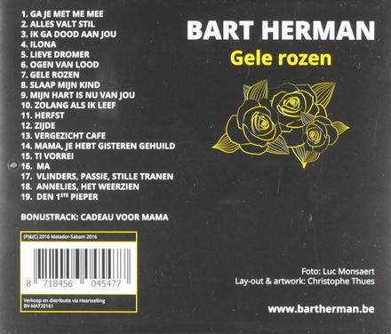 Gele rozen : de grootste hits verzameld