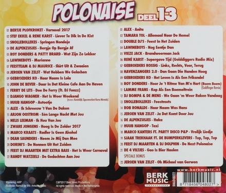 Polonaise. vol.13