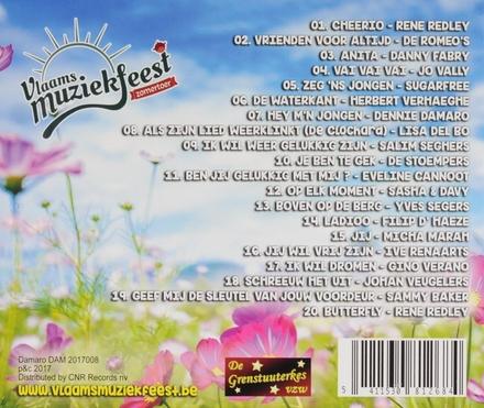 Vlaams Muziekfeest zomertoer. Vol. 1