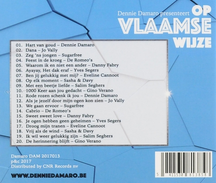 Op Vlaamse wijze. vol.1