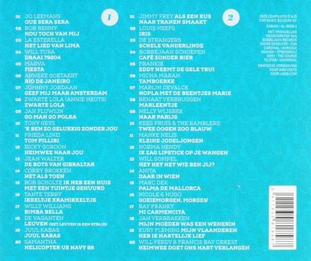 Liedjes van vroeger : 40 nostalgische hits. Volume 3