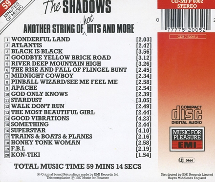 Another strings of hot hits