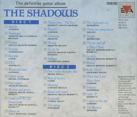 The definitive guitar album